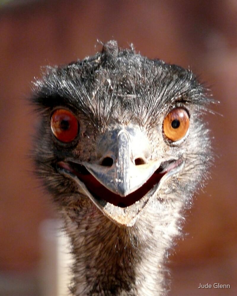 Old Man Emu by Jude Glenn