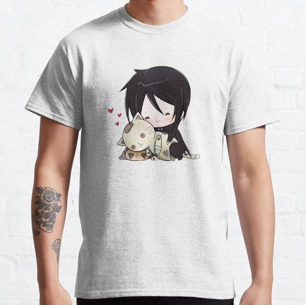 Sebastián - Negro de Butler Camiseta clásica