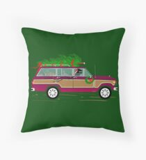 Coddiwomple Christmas Throw Pillow