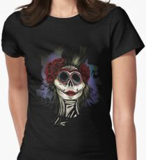 Night Of The Dead Women's Fitted T-Shirt