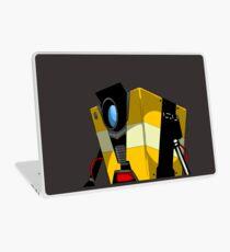 Claptrap Laptop Skin