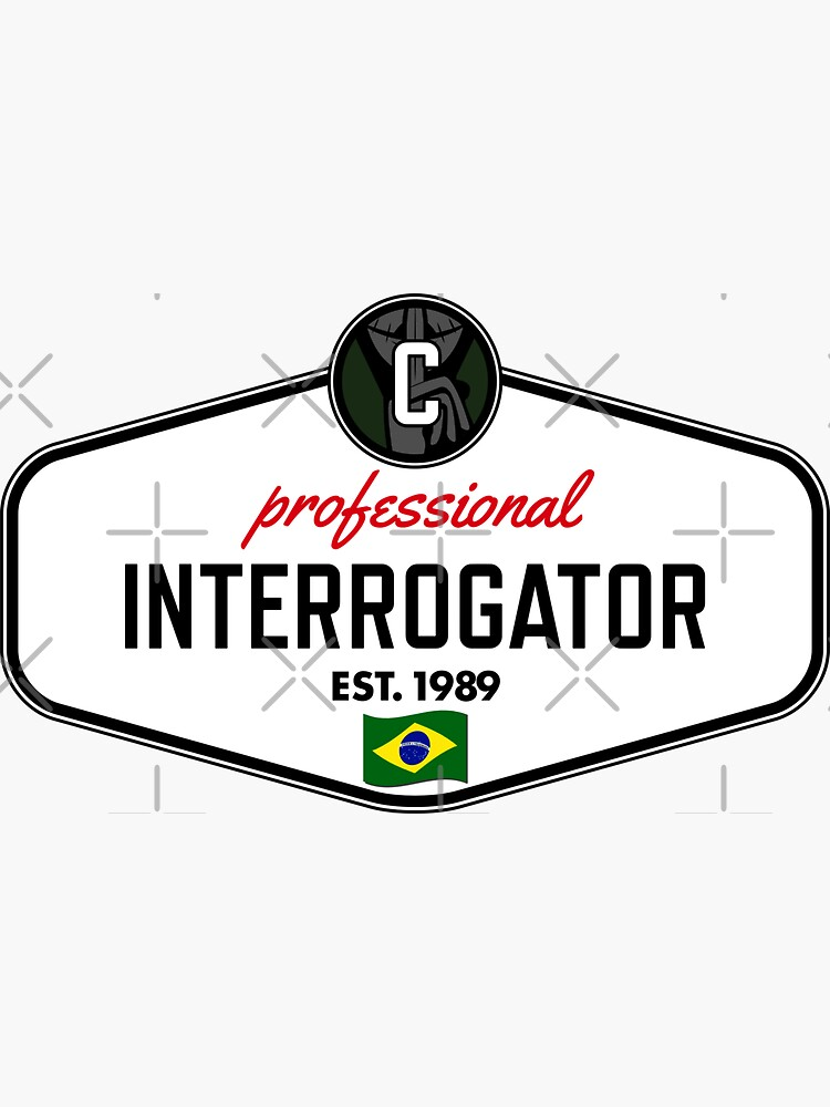 The Interrogator (w/Graphic) [Rx-RB] by RoufXis