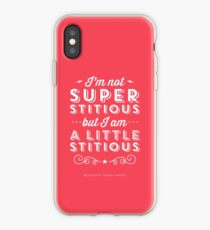 Vinilo o funda para iPhone The Office Dunder Mifflin Michael Scott Cita - Supersticioso