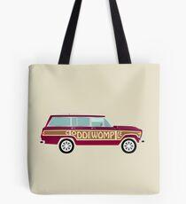 Wild Weekend Wagon Coddiwomple ! Tote Bag
