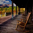 Relax and Enjoy the View by Kathy Weaver