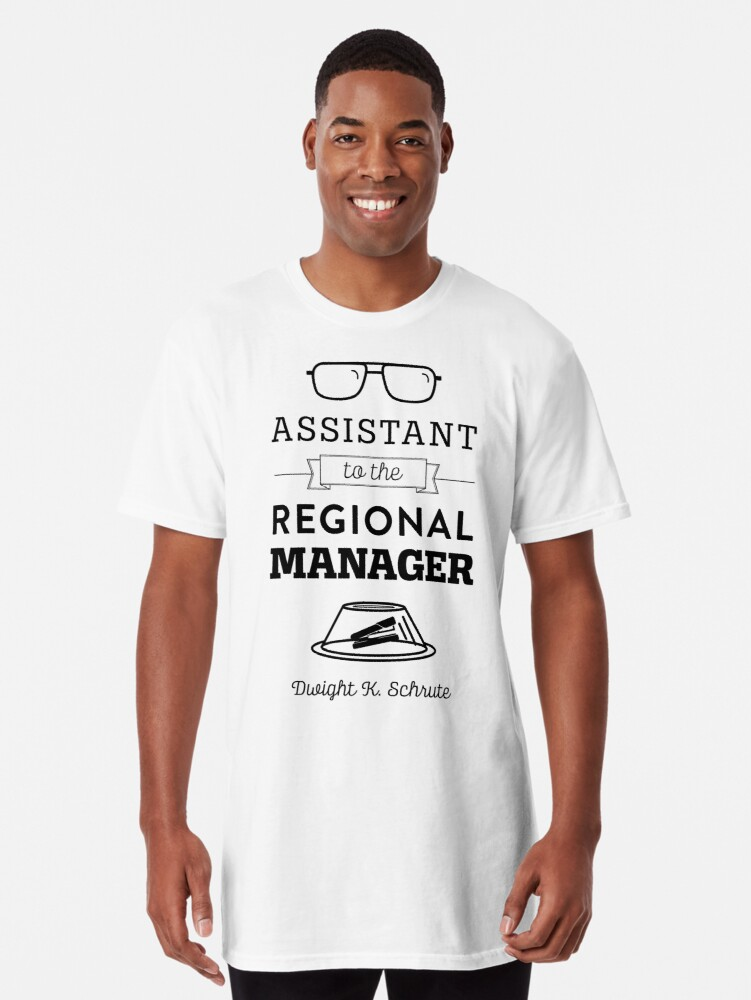 f40611d41 The Office Dunder Mifflin - Assistant to the Regional Manager