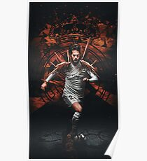 Isco Alarcon with Ball Poster