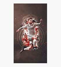 Marco Asensio - R. Madrid Photographic Print