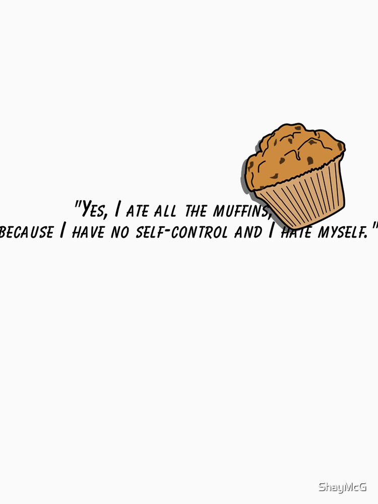 Bojack horseman muffin quote fan art by ShayMcG