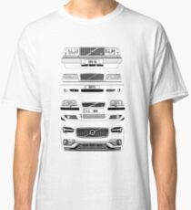Volvo Fab Four Chassis Classic T-Shirt