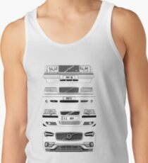 Volvo Fab Four Chassis Tank Top
