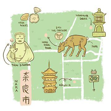 Nara by Kakibot