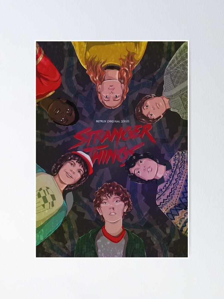 Poster ''Choses étranges 2': autre vue