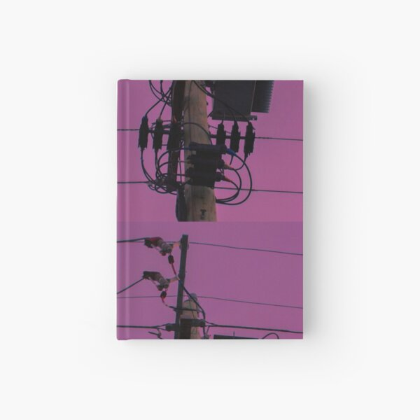 street pop 3757 MELBOURNE Hardcover Journal