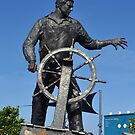Memorial to Fishermen Lost at Sea by Margaret Stevens