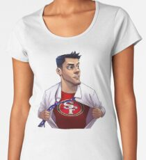 Jimmy Garoppolo  Women's Premium T-Shirt