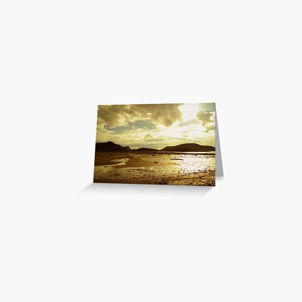 ~ before the storm ~ Greeting Card