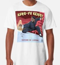 Kung Fu Kenny Longshirt