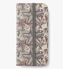 Abstract Starfish  iPhone Wallet/Case/Skin