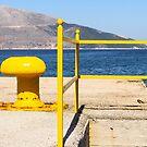 Summer Port by MMCFraser