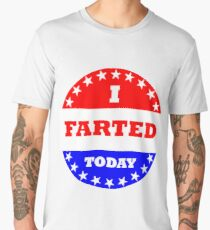 I Farted Today Men's Premium T-Shirt