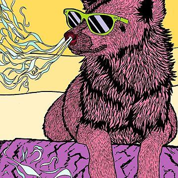 High Hyena by danibeez
