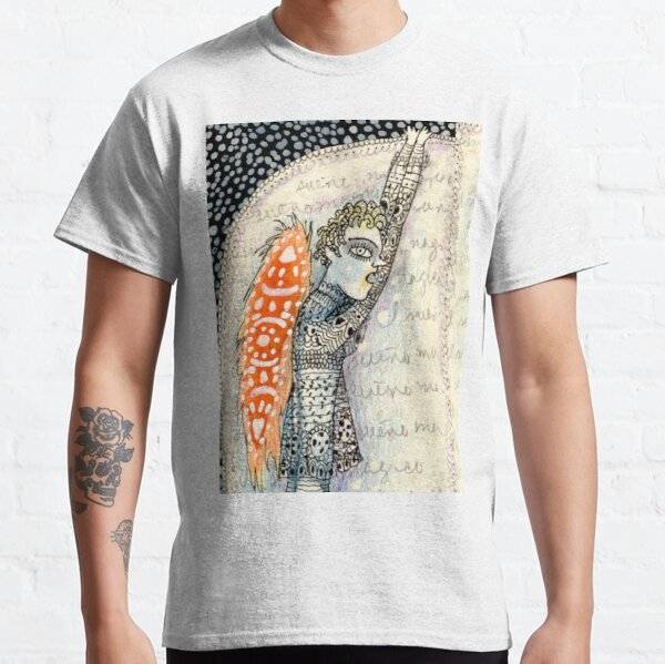 La conversación de los Ángeles Camiseta clásica