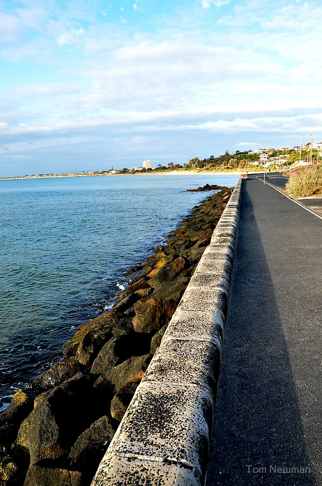 Frankston Foreshore by Tom Newman