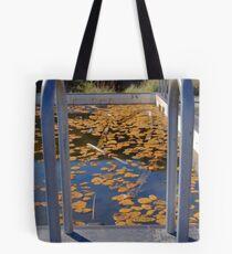 Abandoned Pool - Morisset Asylum NSW Tote Bag