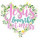 Jesus liebt diese heiße Messe von CassiSelby