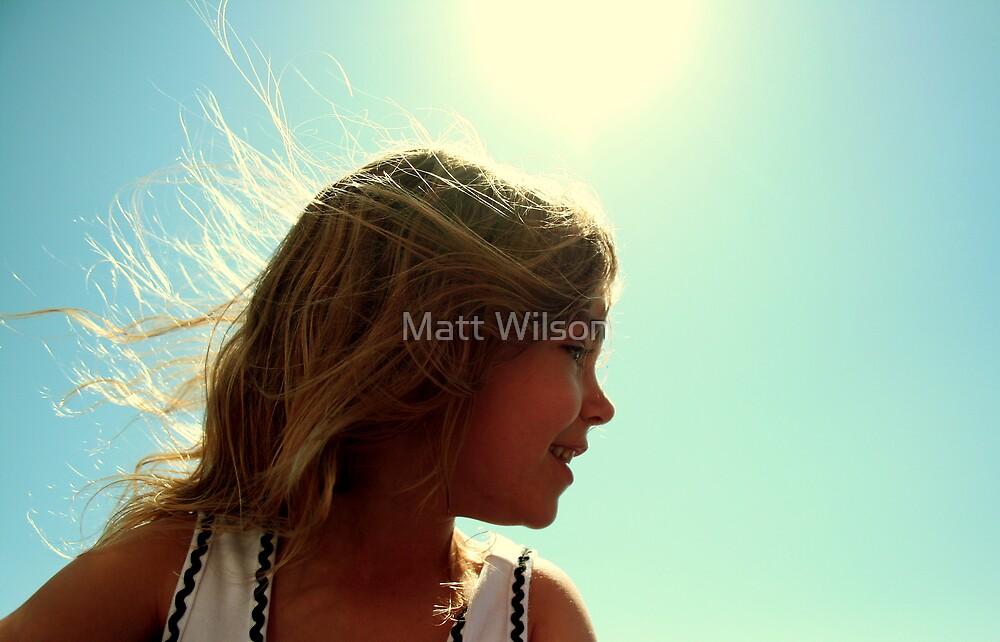 Sunlight by Matt Wilson