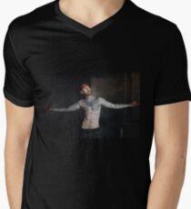 Our Sad Messiah V-Neck T-Shirt