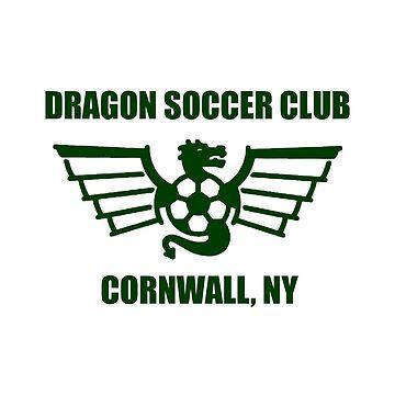 Dragon Soccer Club by aleighseitz
