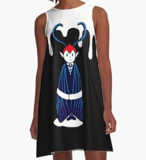 Mothboy Dracula A-Line Dress