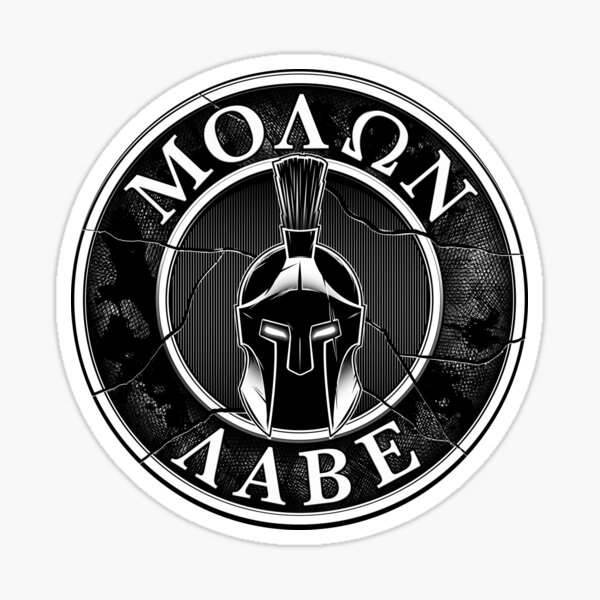 Molon Labe Tattoo : The molon labe ring has taken a year to design and develop.