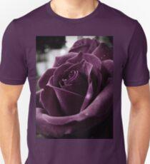 Purple Rose II Unisex T-Shirt