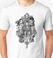 Heroes of Storybrooke Unisex T-Shirt