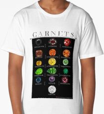 Garnets! Collection Long T-Shirt