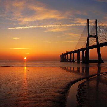 Sunrise III by CarlaSophia