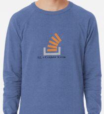 BS in Stack Overflow Lightweight Sweatshirt