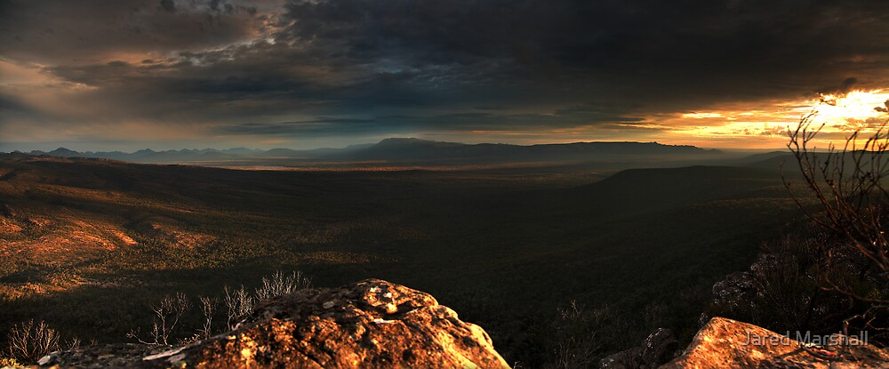 Grampians by Jared Marshall