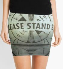 Please Stand By Mini Skirt