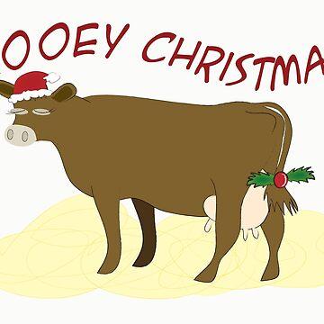 Mooey Christmas by Khanagirl