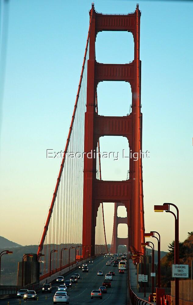 Golden Gate by Extraordinary Light