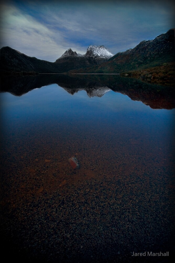 Cradle Mountain by Jared Marshall