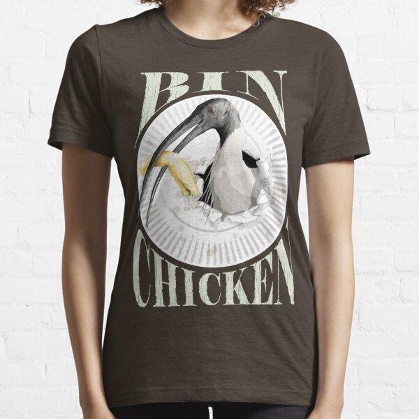 Bin Chicken Essential T-Shirt