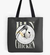 Bin Chicken Tote Bag