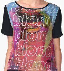 Frank Ocean - Blonded (Warm) Chiffon Top