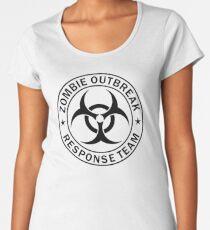ZOMBIE RESPONSE TEAM  Women's Premium T-Shirt