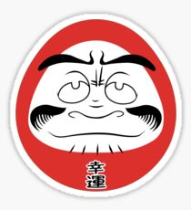 Daruma Tee - Original Sticker